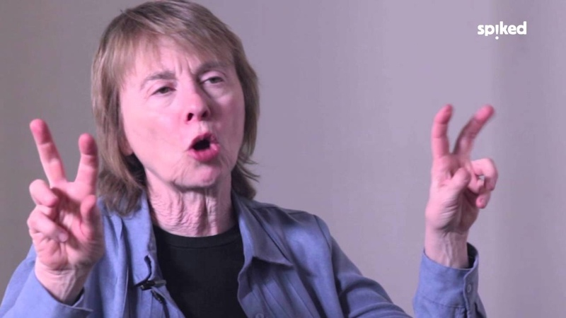 Camille Paglia talks to Ella Whelan about feminism
