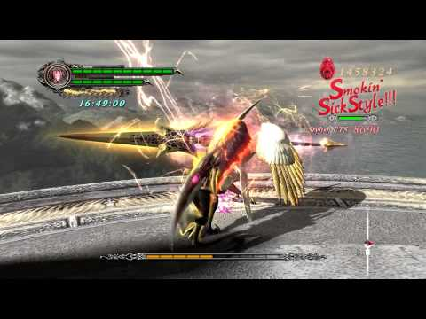Devil May Cry 4 Special Edition - Trish vs Credo