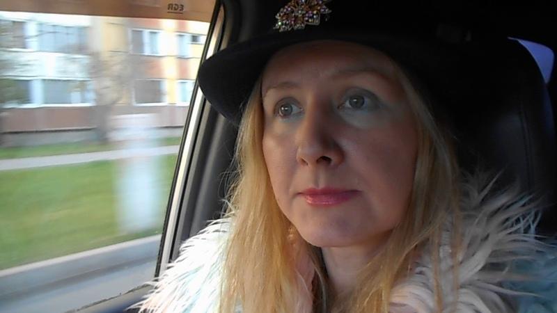 25 октября 2018 года НА ВИДЕО Я (Татиана Салмановна Мактум Сайфуддин в шляпе