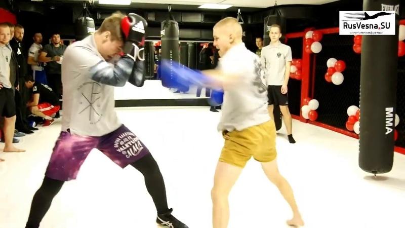 Бокс, ММА и Александр Яковлев: первый клуб единоборств «Андрей Ослябя» открылся в Москве