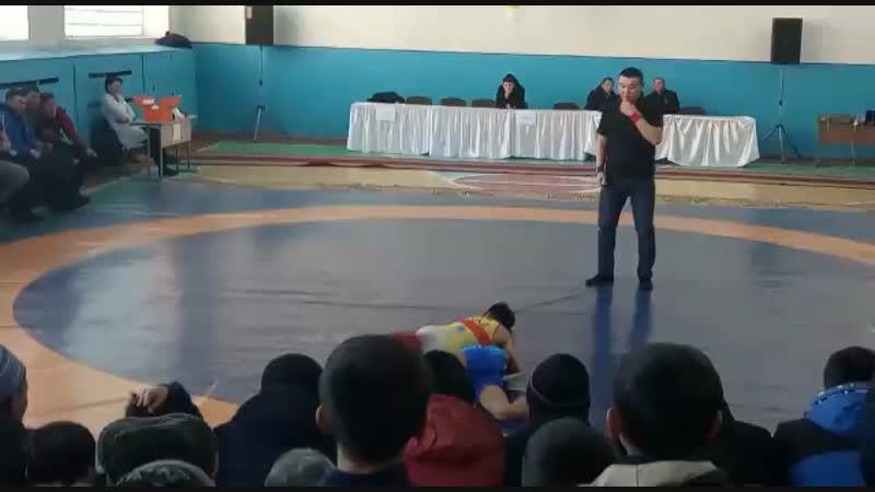 Таскескен 2018