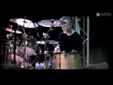 Dave Weckl drum clinic at ACUSTICANAPOLI