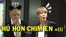 [BTS funny moments 34] Hú hồn chim én =)