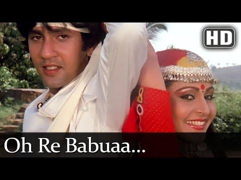 O Re Babuaa Shisha Tute Dhaga Tute HD All Rounder Songs Kumar Gaurav Rati Agnihotri