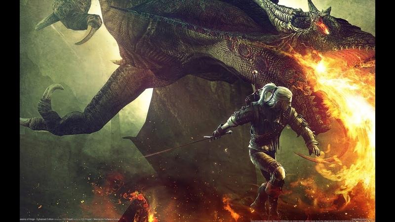 Ведьмак 2 финал с драконом путь Роше