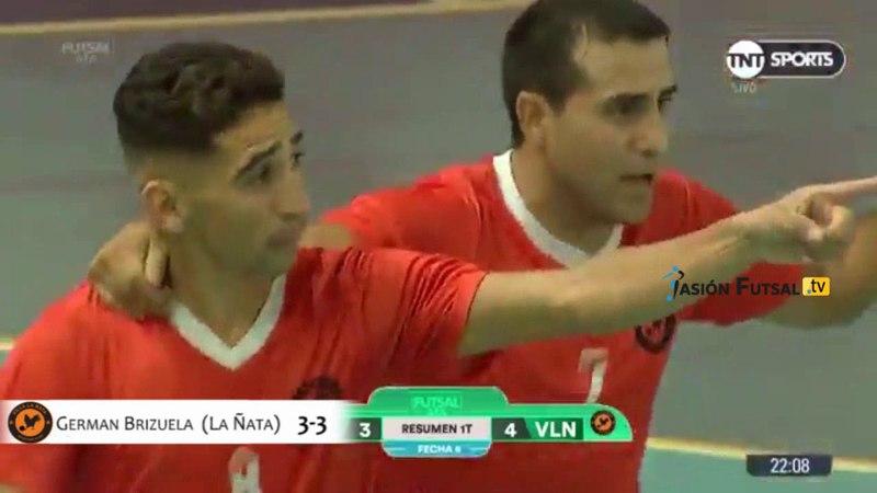 Pasión Futsal TV El Talar 5-Villa La Ñata 7 (Primera A 2018-Fecha 6) FUTSAL AFA