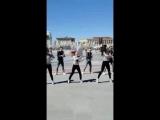 Вокал-бэнд Матрица для проекта Танцуй Тюмень