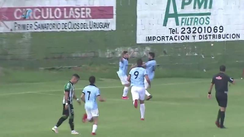 Show de goles de la fecha 12 de Primera División