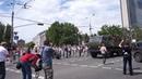 Батальон Восток на митинге в Донецке 25 мая
