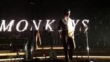 Arctic Monkeys - Lipstick Vogue (Elvis Costello cover) live @ Les Nuits de Fourvi