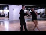 PREGNANT WOMAN BALLROOM DANCING (SALSA).mp4.mp4