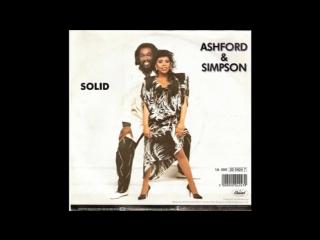 Ashford  Simpson - Solid ((Swiftness 01.25 Version  Edit)(Special Club Mix) By CAPITOL Music Records INC. LTD.