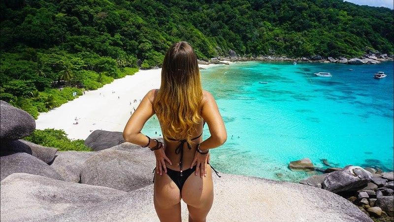 Лучший отдых на ОСТРОВАХ это на Симиланских островах в Таиланде БЕЛЫЕ ПЛЯЖИ ждут вас