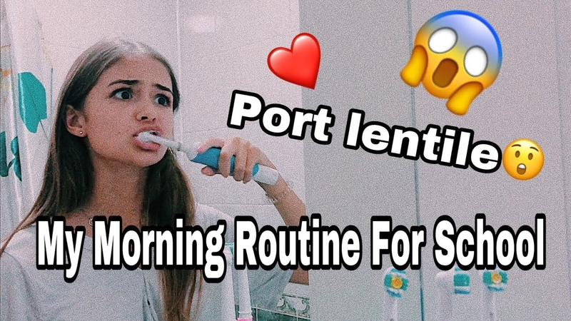 My Morning Routine For School!👑❤️