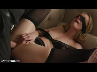[1080] mona wales (mona gets to play a game) [blonde, cum on tits, hotwife, milf, pubic hair, squirting, tiny tits, cuckold]