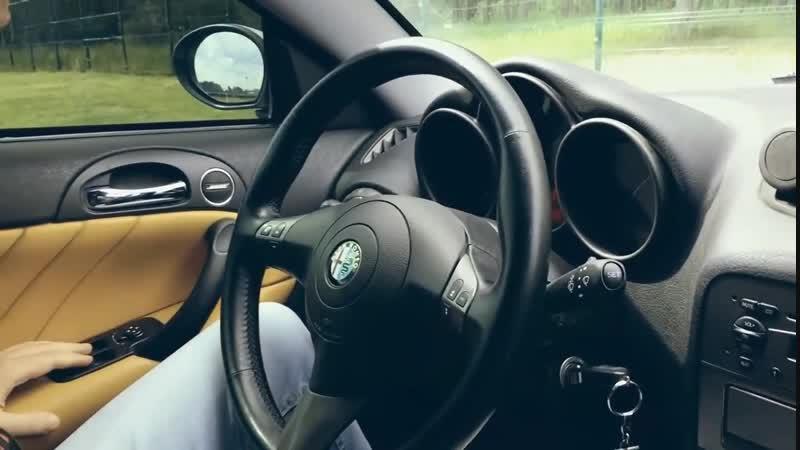 Alan Enileev Life 1 серия Что За Зверь Такой – Alfa Romeo GT Обзор Версии С V6 3.2 - 240 Сил