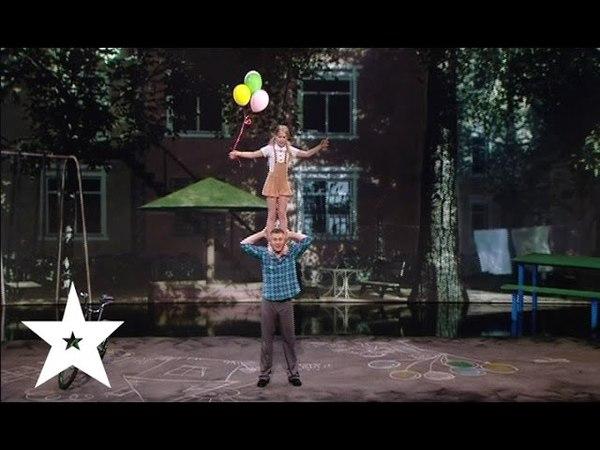 Сергей и Марина Боли - Україна має талант-6 - Финал - 31.05.2014
