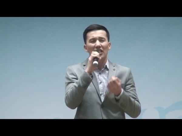 Рақымжан Мақсатбаев -Менің әкем ең жаксы адам