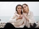 Дина и Катя Д в съемке для ювелирного бренда SOKOLOV