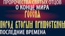 Пророчества и Предсказания Святых отцов о Конце Мира и судьбе России Фильм