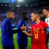 """Kylian Mbappé PSG France on Instagram @ 🆚 Belgium🔥"""""""
