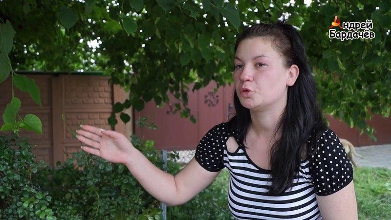 Жительница Донбасса:надеюсь на человечность и понимание, а тем кто обстреливал вернётся бумерангом
