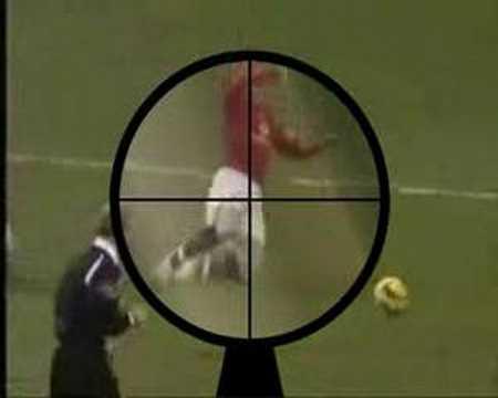 The Football Diver Sniper Redux