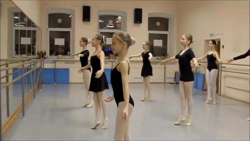 Я маленькая балерина