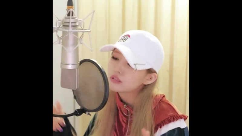 (g)i-dle's soyeon cover