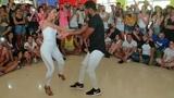 Ronald y Alba dance Bachata @Lions Bachatea Festival 2018