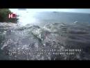 остров Дедюдо 한라산이 낳고 바다가 품은 제주 서귀포 정방폭포