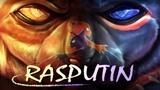Rasputin COMPLETE Tigerstar and Scourge Map