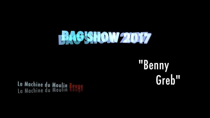 Benny Greb - Bag'Show 2017 - Paris drums Festival Mix