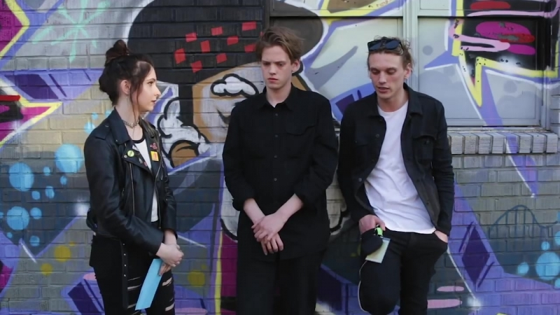 Babetalk Presents_ An Exclusive Interview with Jamie Campbell Bower and Sam Bower of Counterfeit