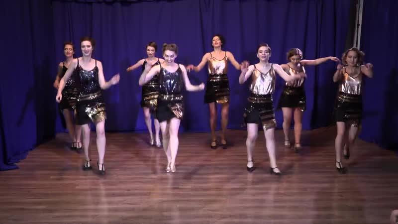 Moonshine Chorus Line (Junior) — Lester Leaps In