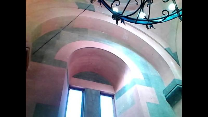 Церковь Сурб Аствацацин в Даштаване .Освящение лето 2018 года .