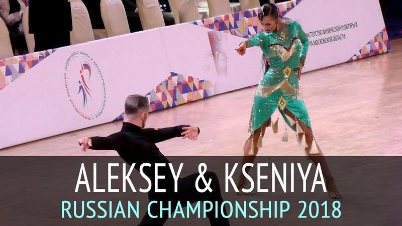 Алексей Долгушин - Ксения Пятахина | Пасодобль | Чемпионат России 2018 - 1 тур