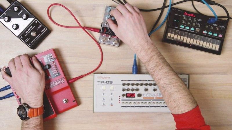 033 :: Korg Volca FM Moog MF Delay Chasebliss Audio Tonal Recall TR-09 DigiTech Whammy