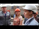 На заводе ФОРЭС прошла встреча с общественниками, депутатами и журналистами