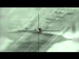 ВВС Израиля опубликовали запись уничтожения сирийского ЗРПК