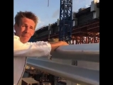 Панин кланяется в ноги Путину за Крымский мост