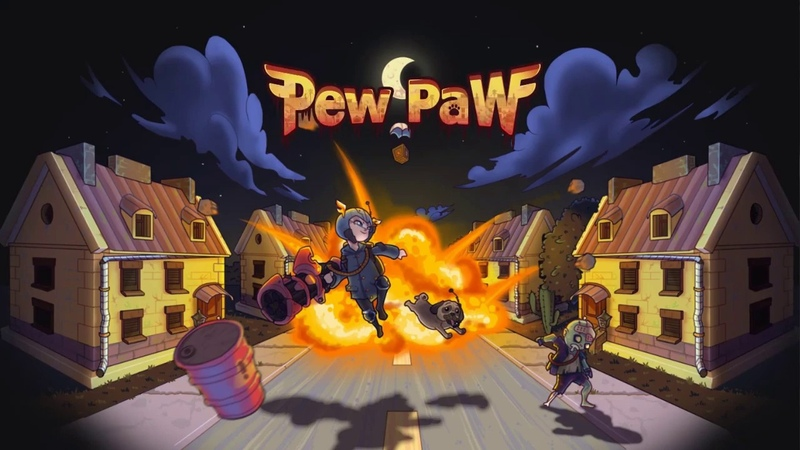 Pew Paw