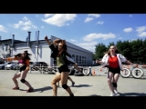 Dancehall female by Olya BamBitta//Spice-Hooku wine//Get a buzz squad
