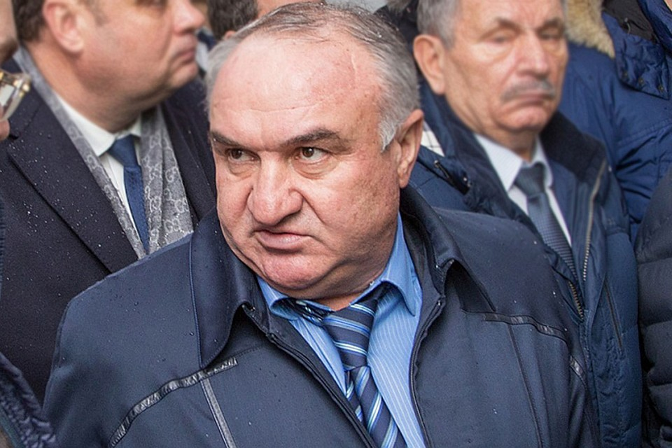 Рауль Арашуков заключен под стражу на два месяца