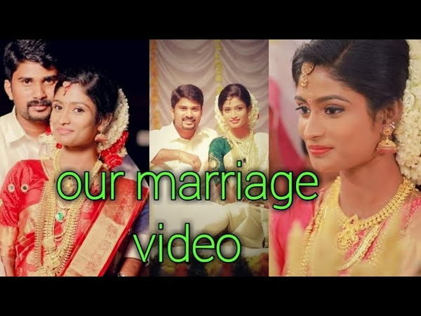 Our wedding day video clips|Beauty4U Malayalam|kerala hindu wedding