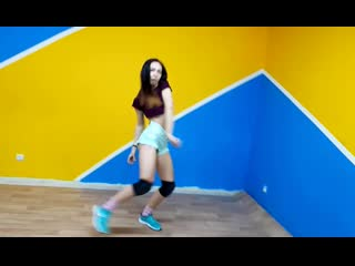 Dance танец тверк twerk хип хоп (cardi b- like it)