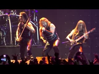 Manowar - Live @ VTB Arena, Moscow 14.03.2019 (Full Show / VK Version) 1080p 50fps