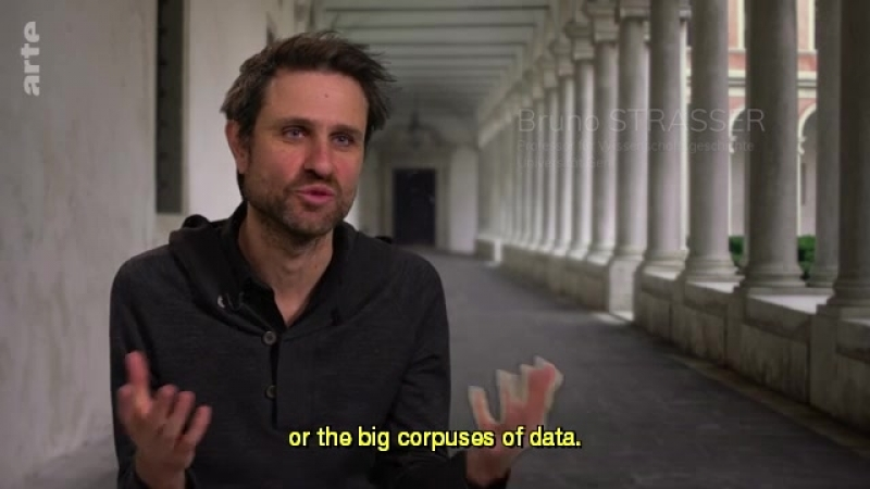 Venice Time Machine - History and Big Data (7)