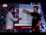 Amy Gutierrez Rossana Fernandez Maldonado y Cielo Torres jugando La Polla de la Banda
