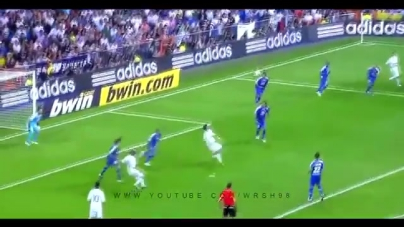 Cristiano Ronaldo Crazy Bicycle Kicks Show Gunner Record